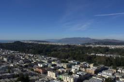North from UCSF