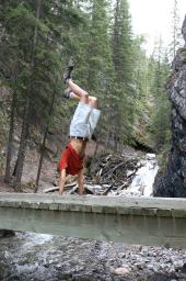 Caleb at Sunshine Canyon